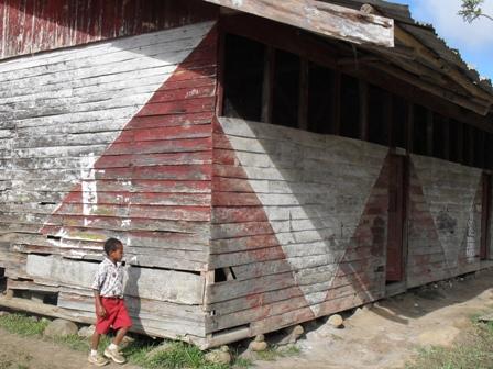 Gedung Sekolah Rusak