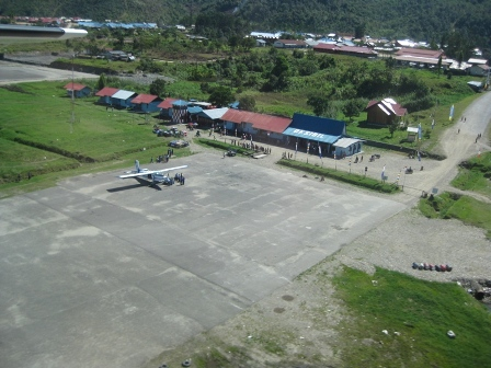Oksibil Airport