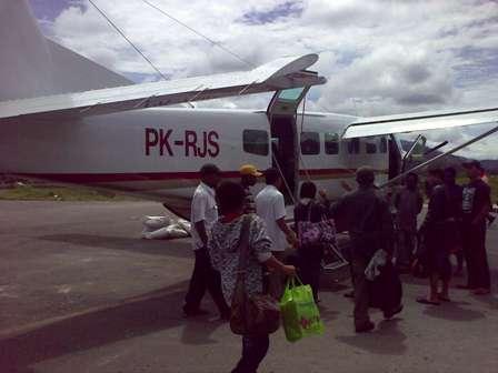 Cessna 208 Caravan PK-RJS
