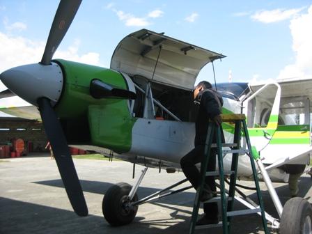 Pilatus Porter PK-SDI