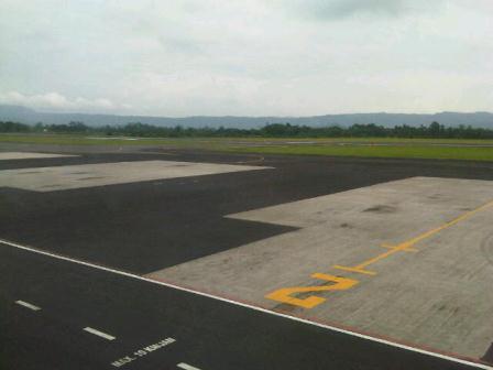 Adisutjipto Airport Apron