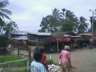 Wasior Market