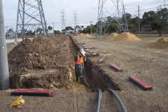 Underground Cabling