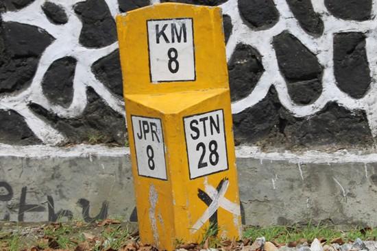 Papua New Milestone