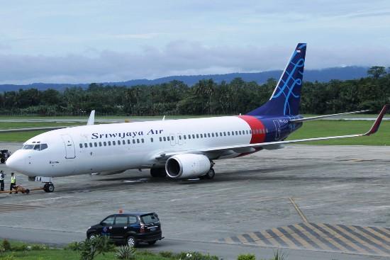 Sriwijaya Air Boeing 737-800 PK-CLA