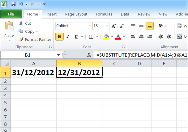 Excel formula: Convert date to text | Exceljet