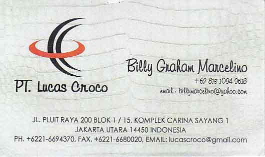 Billy Graham Marcelino